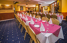 Rajdoot Birmingham function room interior