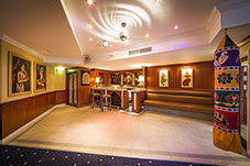 Rajdoot Birmingham function room private bar