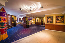 Rajdoot Birmingham function room overview